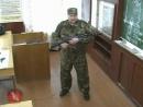 Оспищев С.В. Вскидка оружия АК