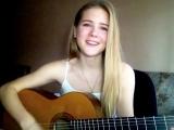 Девочка круто спела песню