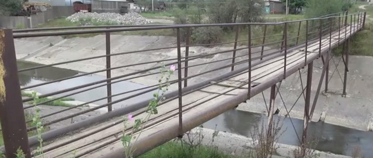 В станице Зеленчукской до конца 2015 года отремонтируют мосты на улицах Крестьянская и Пролетарская