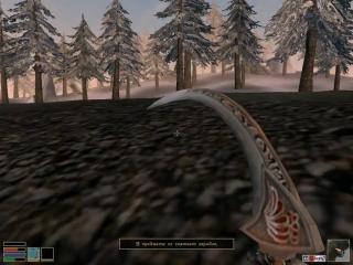 TES Morrowind - Прохождение за оборотня #2 [Бонус к Bloodmoon]