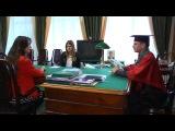 Студенты Каразина на один день поменялись местами с ректором и деканами