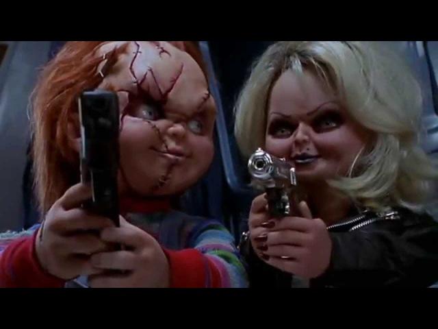 💀 Rob Zombie Living Dead Girl Bride of Chucky 🔪