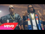 Juicy J &amp Wiz Khalifa, Chris Brown - Talkin' Bout (Official Music Video 13.03.2014)
