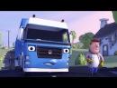 Олли Веселый грузовичок - Мультик про машинки - Все серии - Сборник 6