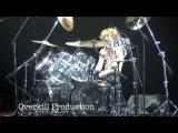 X japan Live in Bangkok (HQ) Yoshiki Drum&ampPiano Solo.