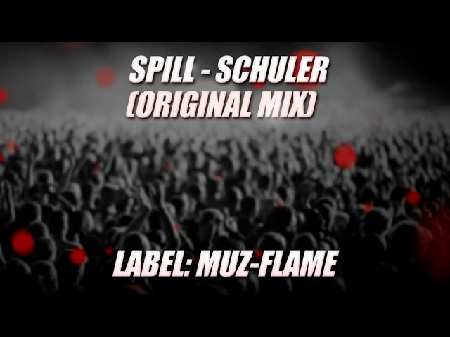 Preview - SPILL - Schuler [Electro House, Dutch House, Melborn Bounce, EDM, TOP]