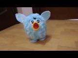 Обзор детская игрушка Ферби Смешарики повторюшки, принцип хомяка kidtoy in ua