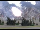 Tchaikovsky 1812 Overture with 105mm Cannons 20101017 2 2