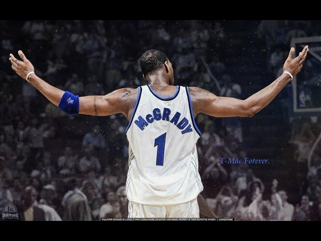 NBA Plus! ВЫПУСК 35. Tracy McGrady №1