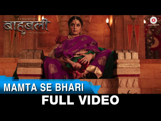 Mamta Se Bhari - Full Video | Baahubali - The Beginning | Prabhas Rana Daggubati | Bombay Jayashri