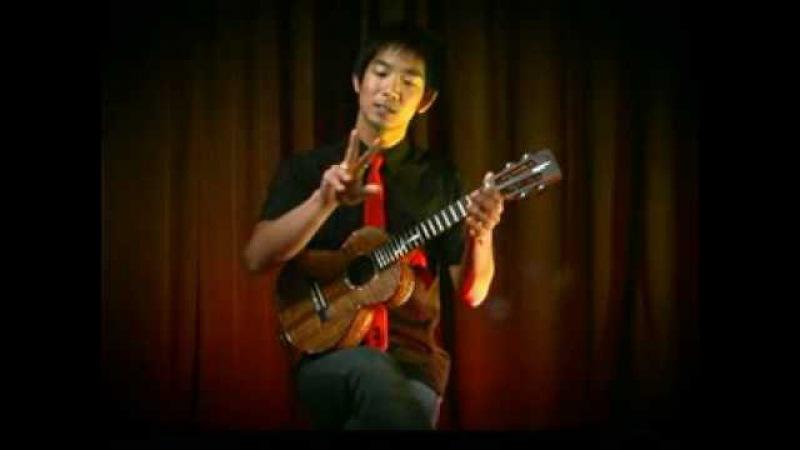 Jake Shimabukuro On Three-Finger Tremolo