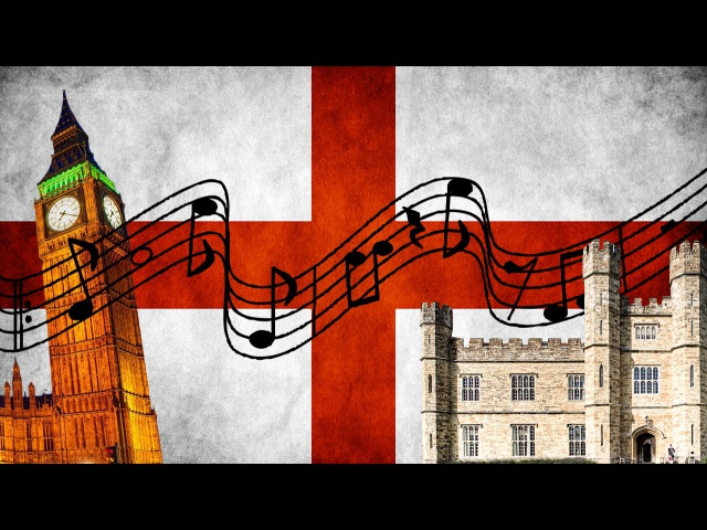 English Folk Music (Jig, Ballad, Country, Broadside and more...)