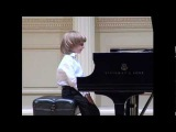 Yoav Levanon (7) at Carnegie -  Impromptu in A flat major, Op.29,  Chopin