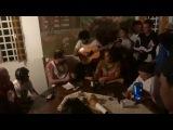 Parelheiros Mestre Tony Vargas canta