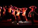 Шелковая маска Индийский танец