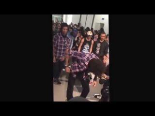 Les Twins Alvin Ailey 5-1-14 Freestyle