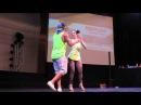 Fernando Sosa y Tatiana Bonagura masterclass Benidorm Salsa Congress 2014 5