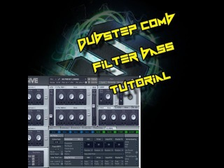 Massive Tutorial - How To Make A Dubstep Comb Filter Bass