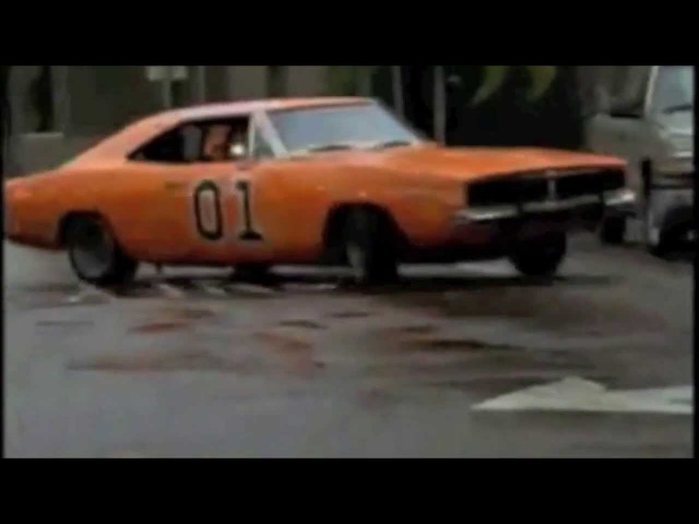 Dukes of Hazzard - Black Betty - Spiderbait (Edit)