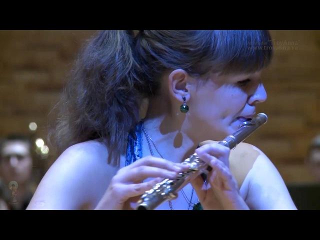 Марианна МУРЗИНА (флейта) - Ian CLARK Hypnosis - Artstudio TroyAnna
