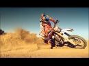 Безбашенные байкеры Трюки дрифт фристайл и мотокросс