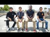 Theotis Beasley, Edwin Alvarez, Brandon Gonzalez & Tanner Lawler   Roll With Us   Nike SB App