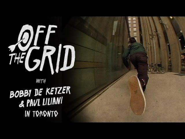 Bobby De Keyzer Paul Liliani - Off The Grid