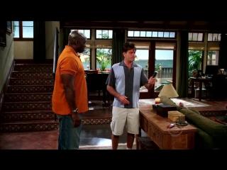 Два с половиной человека/Two and a Half Men (2003 - 2015) Фрагмент (сезон 6, эпизод 9)