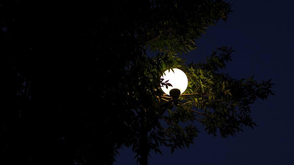 Ночь, улица, фонарь... война