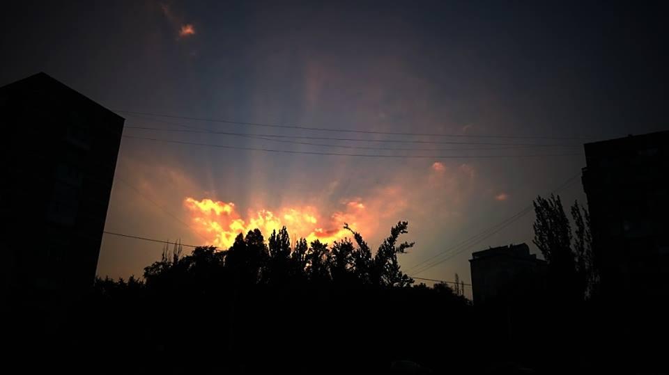 Небо над Кальмиусом