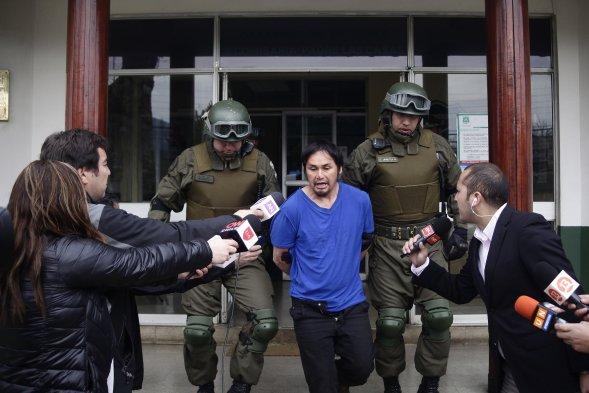 Арест Кристиана Левиано