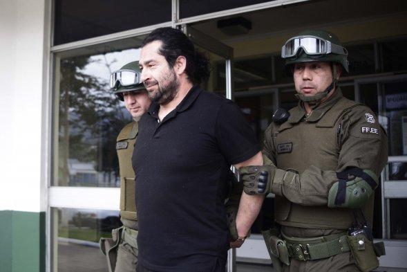 Арест Фелипе Дюрана