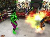 Халк и Красный Халк (с Женщиной-Халк) против Зелёного Гоблина и Хобгоблина