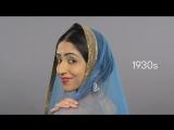 100 лет красоты за 1 минуту - Индия (Trisha)