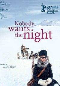 Nadie quiere la noche