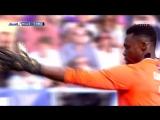 Криштиану Роналду не сумел реализовать пенальти