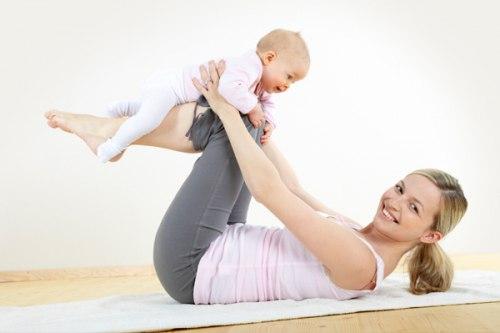 похудеть после родов, живот после родов, как похудеть, лишний вес,