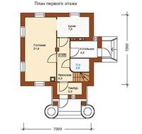 Каталог типовых проектов частных домов в Московской области