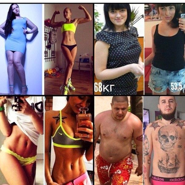 Как вытянуться и похудеть