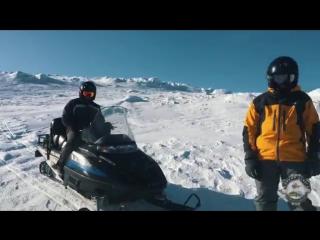 Перевал Дятлова. Северный Урал. Хребет Чистоп. Путешествие на снегоходах.