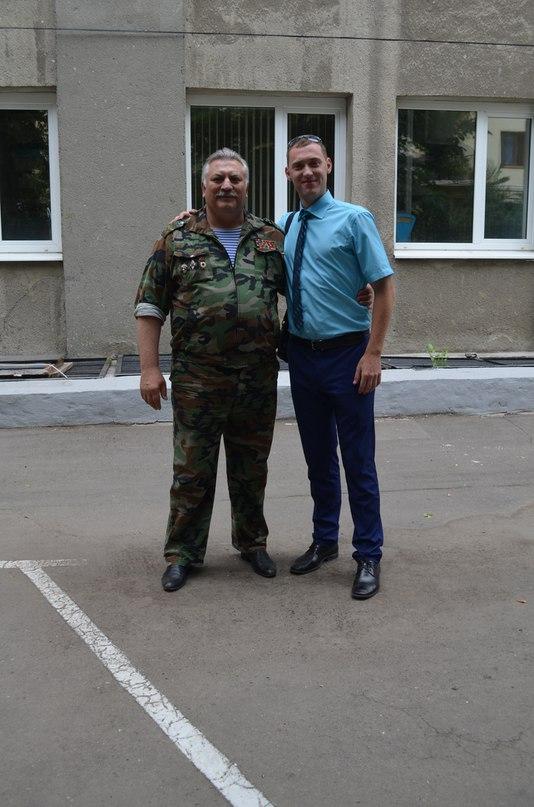 Михаил Морхов-Дорьев | Липецк