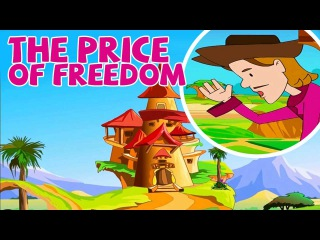Gullivers Travels HD | Kids Adventure Stories | Price Of Freedom | Animation Stories For Kids