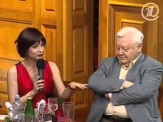 Приют комедиантов 110-летие МХТ 26 10 2008