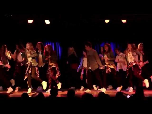 Next Level bei The Show 2014 - 2. Platz