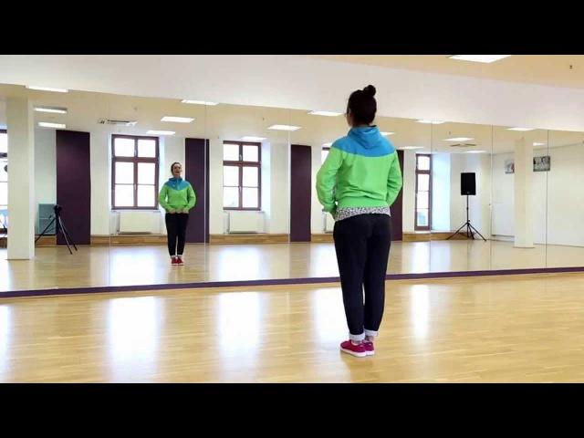 Choreo / Keys N Krates - Dum Dee Dum (JiKay Remix) / Tutorial by Alesja