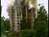 Общежитие развалилось в хлам. Россия