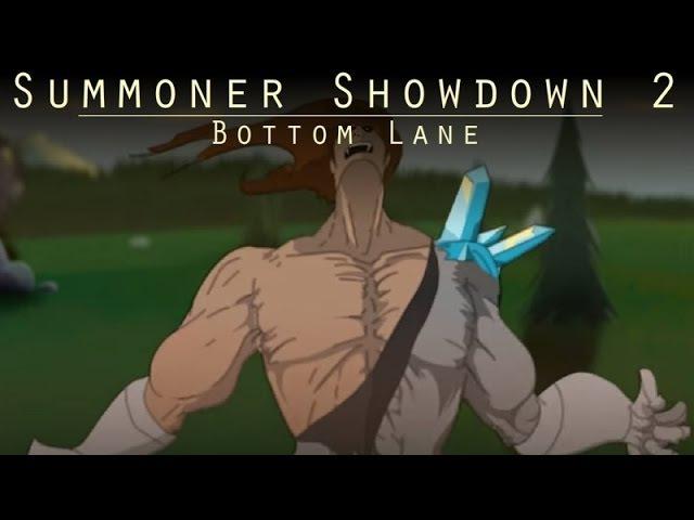 Summoner Showdown 2 Bottom Lane