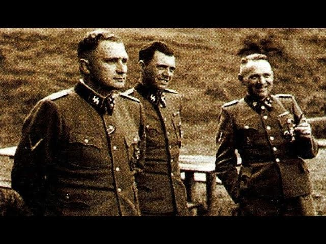 Йозеф Менгеле | Врач из Освенцима - Леонид Млечин