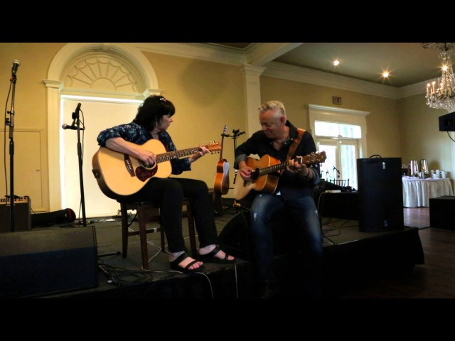 Blue Moon @ TEGCUSA 2015 with Tommy Emmanuel