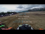 MotoSport.com Crow Hill Robby Marshall - Helmet Cam